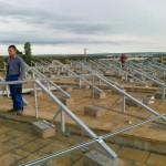 Impianto su tetto